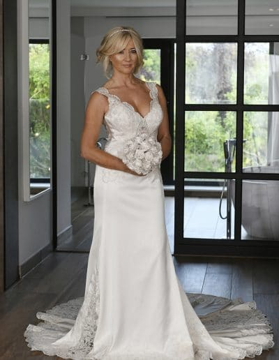 over forty and fabulous wedding dresses