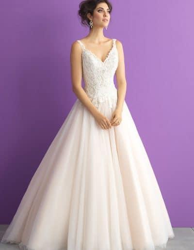 allure bridal 3015