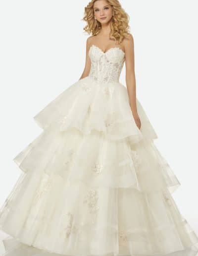 romantica wedding dress 3408