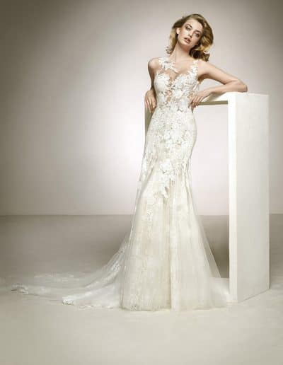 pronovias wedding dress DALIA