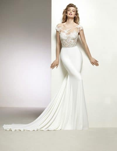 pronovias wedding dress DANKA