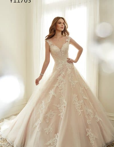 sophia tolli wedding dress Y11705