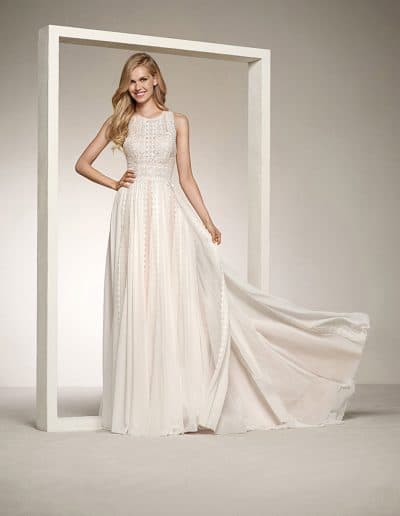 pronovias wedding dress DARIAN