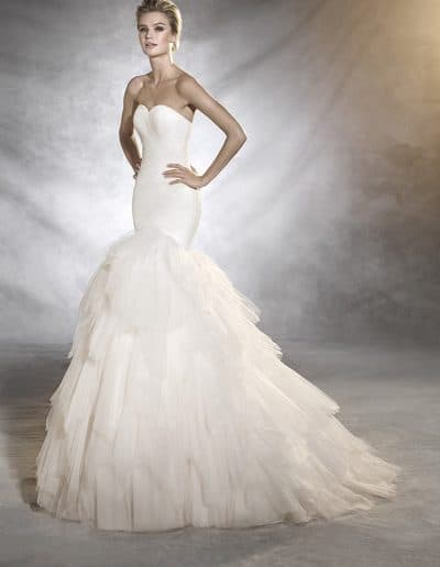 pronovias wedding dress ONTUR