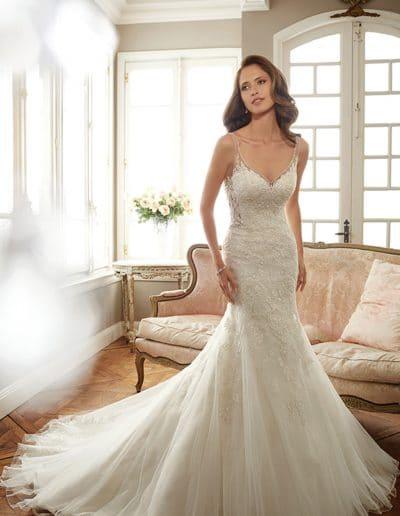 sophia tolli wedding dress Y11707
