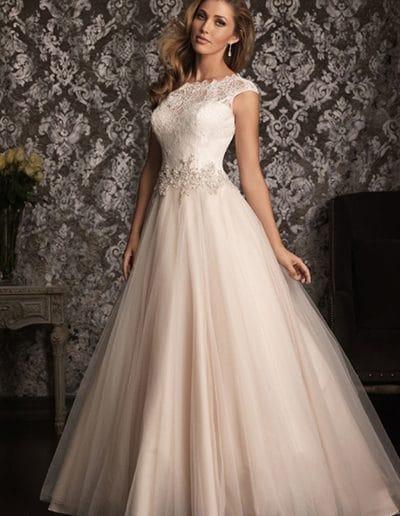 sweetheart wedding dress 9022