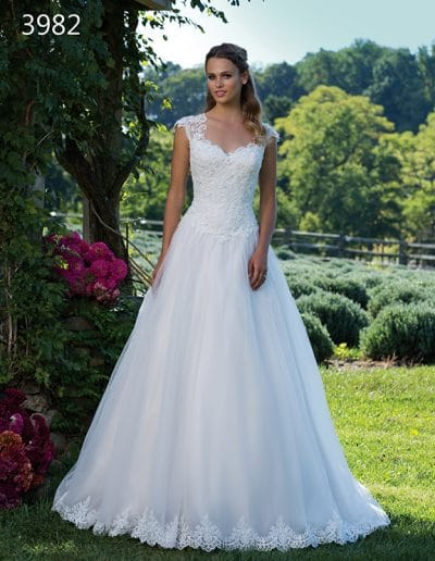 sincerity wedding dress 3982