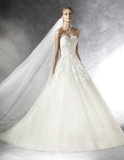 pronovias wedding dress PRASA