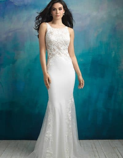 sweetheart wedding dress 9503