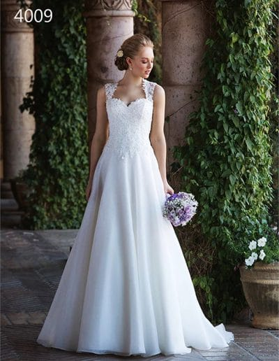 sincerity wedding dress 4009