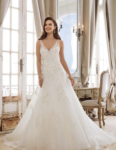 sophia tolli wedding dress Y11874