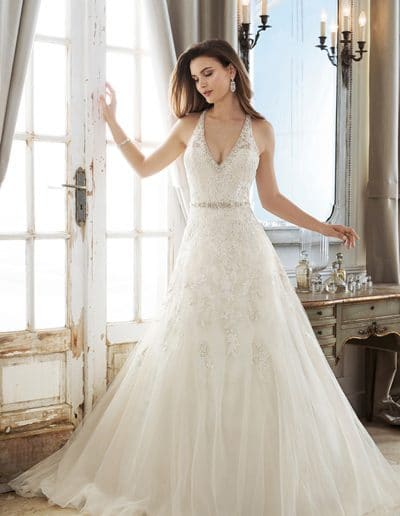 sophia tolli wedding dress Y11868