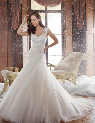 sophia tolli wedding dress Y21508