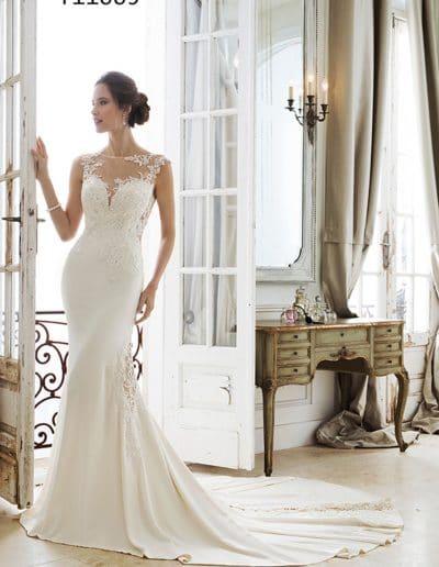 sophia tolli wedding dress Y11889