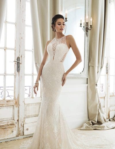 sophia tolli wedding dress Y11895A