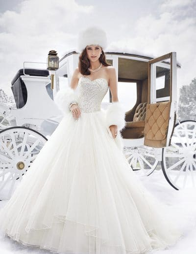 sophia tolli wedding dress Y21506