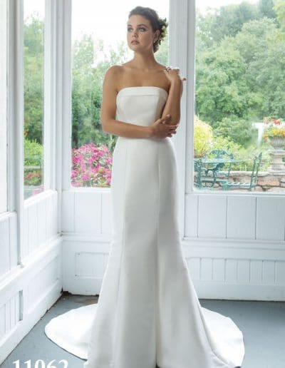 sweetheart wedding dress 11062