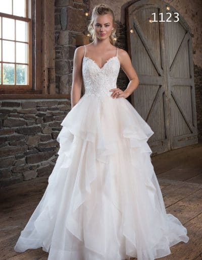 sweetheart wedding dress 1123