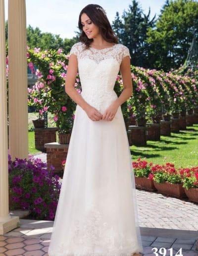 sincerity wedding dress 3914