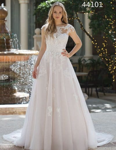 sincerity wedding dress 44101
