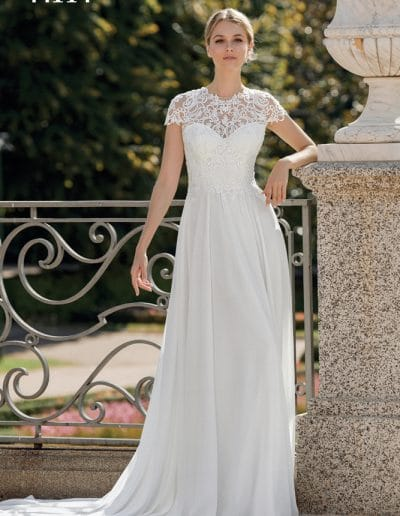 sincerity wedding dress 44114