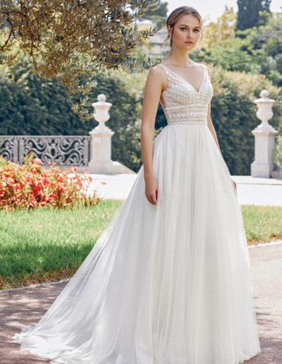 sincerity wedding dress 44120