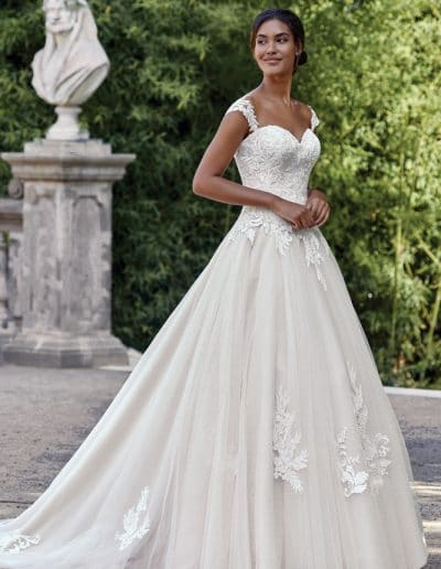 sincerity wedding dress 44141