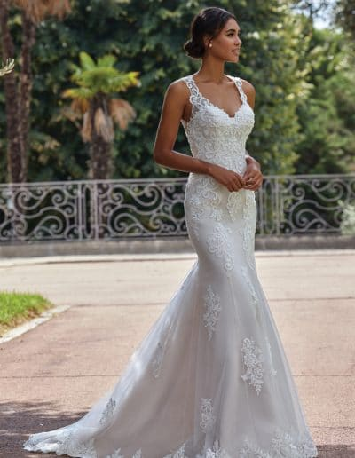 sincerity wedding dress 44142