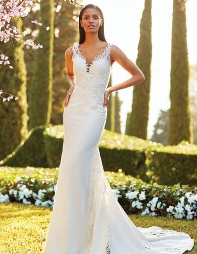 sincerity wedding dress 44165