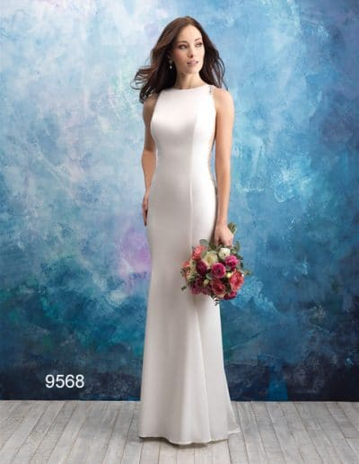 sweetheart wedding dress 9568