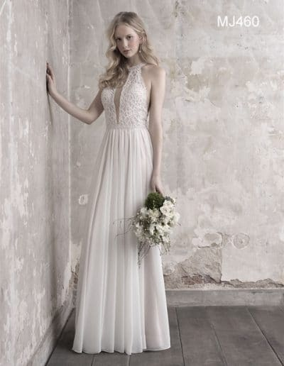 allure bridal wedding dress MJ460