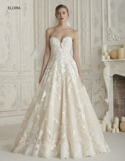 pronovias wedding dress ELCIRA