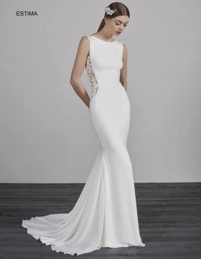 pronovias wedding dress ESTIMA