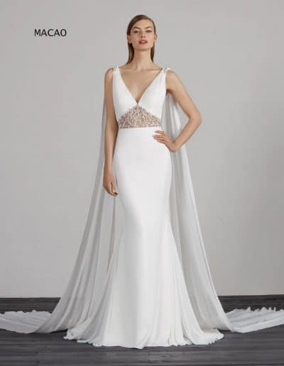 pronovias wedding dress MACAO