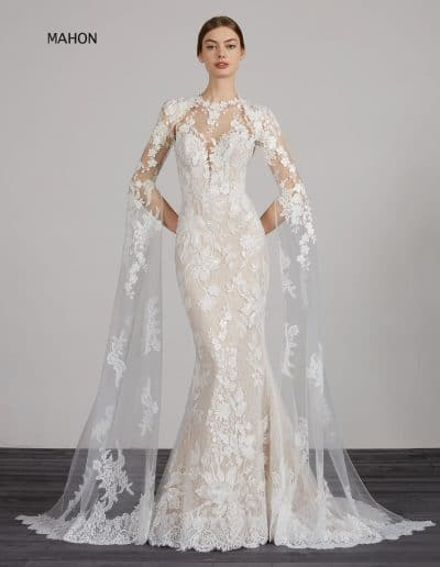 pronovias wedding dress MAHON