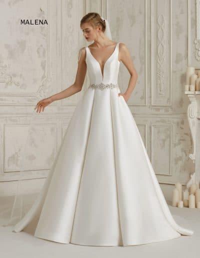 pronovias wedding dress MALENA