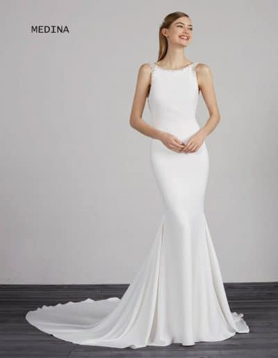 pronovias wedding dress MEDINA