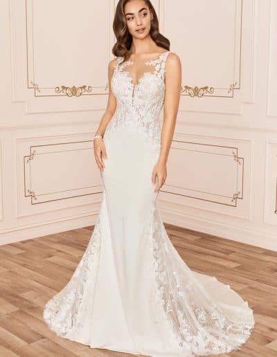 sophia tolli wedding dress Y12013A