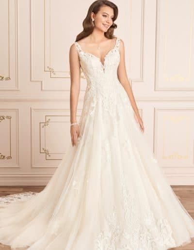 sophia tolli wedding dress Y12035