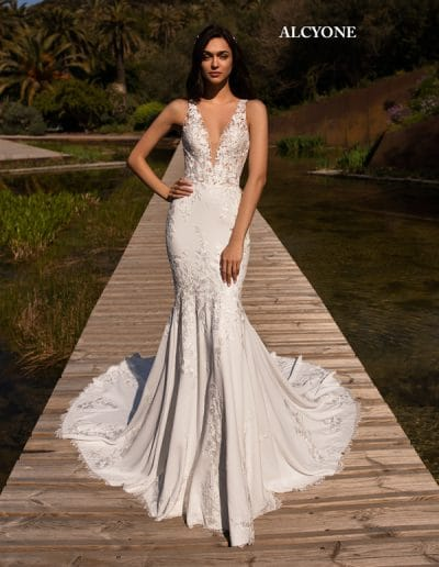 pronovias wedding dress ALCYONE