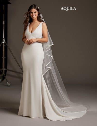 pronovias wedding dress AQUILA