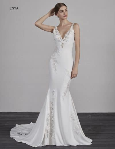 pronovias wedding dress ENYA