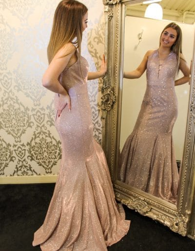 Pink Prom or Bridesmaid Dress