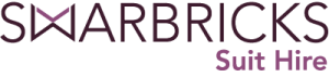 swarbricks suit hire logo